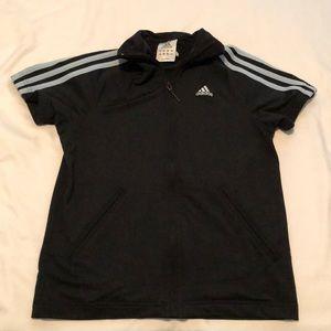 🎀 5/$20 🎀 Adidas short sleeved jacket